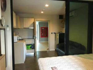 "For RentCondoSamrong, Samut Prakan : 🔥 Rent a room near BTS Erawan ""Tropicana Erawan"" great value with a washing machine. Ready to move in 🔥"