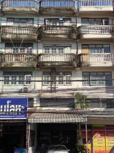 ขายตึกแถว อาคารพาณิชย์เอกชัย บางบอน : อาคารพาณิชย์ ติดถนนเอกชัย