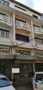 For SaleShophouseOnnut, Udomsuk : H355-Sale/Rent Commercial building, Sukhumvit 101/1 (Soi Wachiratham Sathit)