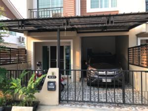 For SaleTownhouseSamrong, Samut Prakan : House for sale in Samut Prakan