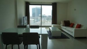 For RentCondoSukhumvit, Asoke, Thonglor : Condo for rent Rhythm Sukhumvit 42 Type 2 bedroom 2 bathroom  Size 80 sq.m. Floor 9