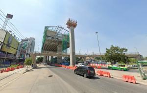 ขายที่ดินพัฒนาการ ศรีนครินทร์ : ขายที่ดินถมแล้ว ถนนกรุงเทพกรีฑา ซ.7 ตารางวา 120,000 บาท