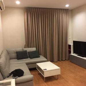 For RentCondoOnnut, Udomsuk : Condo for rent Q House Sukhumvit 79 Type 2 bedroom 2 bathroom  Size 60 sq.m. Floor 17