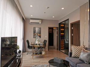 For RentCondoRama9, RCA, Petchaburi : For rent Ideo Mobi Asoke 2 bedroom, beautiful room, very good price.