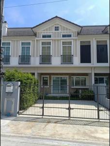 For RentTownhouseBangna, Lasalle, Bearing : 🔥🔥 For rent, Indy Bangna Ram 2, near Makkah Bangna 🔥🔥 Interested contact 082-3223695