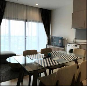 For RentCondoOnnut, Udomsuk : Condo for rent Wizdom Connect Type 3 bedroom 2 bathroom  Size 81.6 sq.m. Floor 39