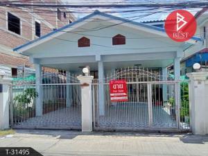 For SaleHouseSamrong, Samut Prakan : House for sale in Bang Mueang, Samut Prakan