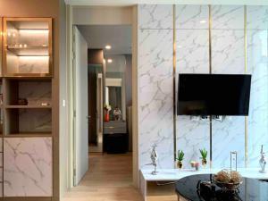 For RentCondoSukhumvit, Asoke, Thonglor : Condo for rent Noble Recole Type 2 bedroom 2 bathroom  Size 62 sq.m. Floor 7