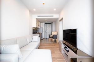 For RentCondoSukhumvit, Asoke, Thonglor : A21-126 Condo for rent, high-rise condominium, 47-storey high, OKA HAUS Sukhumvit 36, 26.77 sq m. New condo resort style from Sansiri.