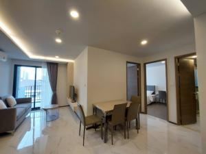 For RentCondoOnnut, Udomsuk : New room for rent, never lived, never rented, 18,000 baht, size 2 bedrooms, 1 bathroom