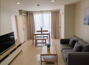 For RentCondoRama3 (Riverside),Satupadit : Condo along the Chao Phraya River River Heaven 2 bedroom 60 sq m AN135.