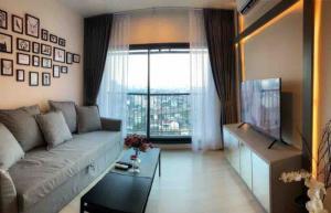 For SaleCondoOnnut, Udomsuk : Condo for sell Life Sukhumvit 48  Type 1 bedroom 1 bathroom  Size 40.33 sq.m. Floor 27