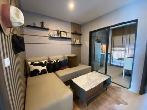 ขายคอนโดอ่อนนุช อุดมสุข : Elio Delnest ลดราคาพิเศษ 1ห้องนอนพร้อมเข้าอยู่ แถมเฟอร์ครบ ราคาเพียง 2,690,000 ล้านเท่านั้น!!