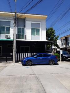 For SaleTownhouseSamrong, Samut Prakan : Townhome for sale: Gusto Thepharak (064-6654666).