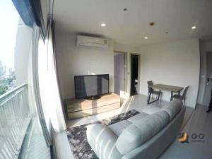 For RentCondoSukhumvit, Asoke, Thonglor : For Rent Rhythm Sukhumvit 36-38 1Bed , size 41 sq.m., Beautiful room, fully furnished.