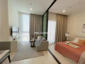 For SaleCondoKasetsart, Ratchayothin : Best price ever, next to BTS 0 meters, 1 bedroom, only 4.75 Mb!