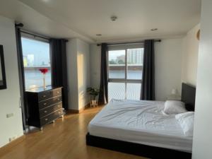 For RentCondoRama3 (Riverside),Satupadit : Resort style condo in Sathorn area