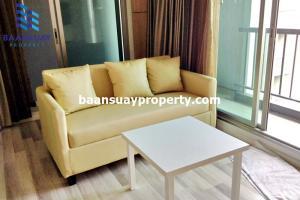 For RentCondoChengwatana, Muangthong : For rent Condo The Key Chaengwattana