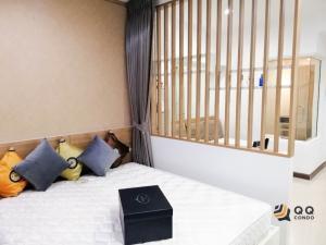 For RentCondoRama9, RCA, Petchaburi : For Rent Supalai Premier @ Asoke - Studio , size 40 sq.m., Beautiful room, fully furnished.
