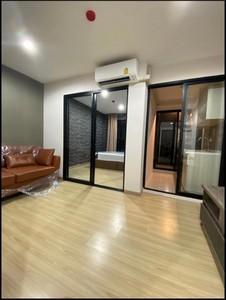For RentCondoRatchadapisek, Huaikwang, Suttisan : For rent Asher Ratchada 1 bedroom Soi 20 Jun. Near mrt sutthisan