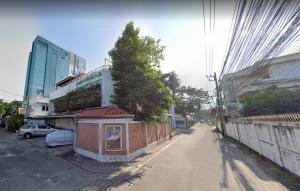 For SaleLandSapankwai,Jatujak : Land for sale, 264,000 baht per square wah, Rama 6 Road (last plot)