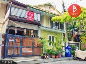 For SaleTownhouseSamrong, Samut Prakan : Townhouse for sale Pruksa 15 Bang Phli-Tamru, Samut Prakan.