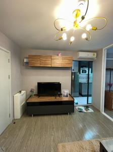 For SaleCondoVipawadee, Don Mueang, Lak Si : Sale Reach Phaholyothin 52 new rooms with furniture + complete appliances