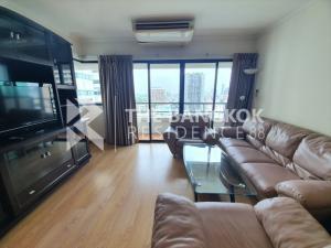 For RentCondoSathorn, Narathiwat : Large Room 110 sq.m.!! 2B2B Condo for Rent Near BTS Sala Daeng - Sathorn Garden @40,000 Baht/Month