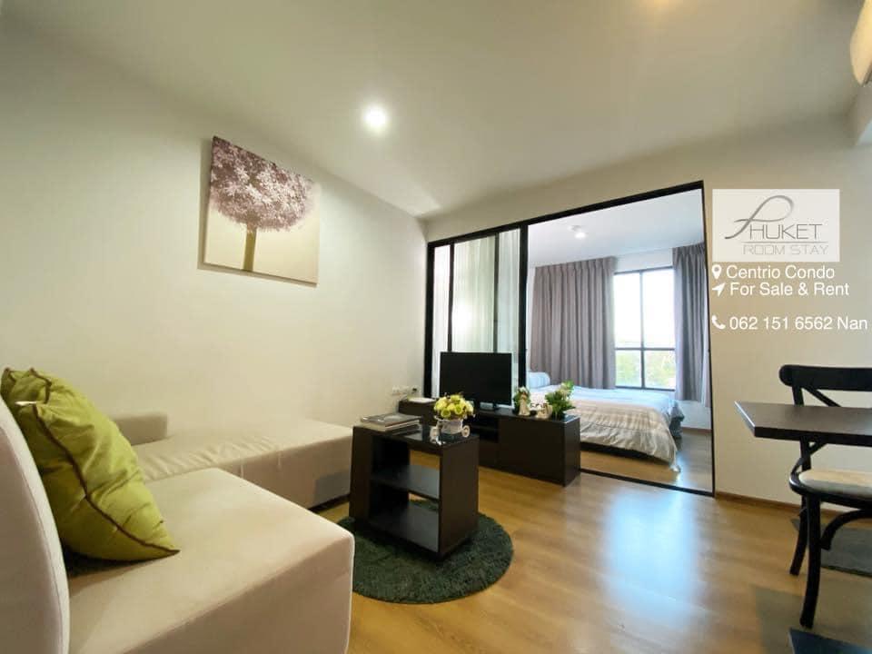For RentCondoPhuket, Patong : For rent, Centrio Condo (CENTRIO CONDO) opposite Central / special discount price during COVID period Throughout the annual contract