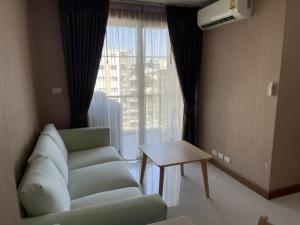 For RentCondoLadkrabang, Suwannaphum Airport : Airlink Residence Romklao, 2 bedrooms, 2 bathrooms, 7th floor, building 6, 54.95 sq m. Ladkrabang, AN136.