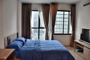 เช่าคอนโดพระราม 9 เพชรบุรีตัดใหม่ : [A416] ห้องสวย ถูกสุดในตึก 🔥🔥🔥  **ราคาพิเศษ 9,000 บาท ให้เช่าคอนโด RHYTHM อโศก 2 ใกล้รถไฟฟ้า MRT พระราม 9  ห้อง Studio ขนาด28 ตรม. ชั้น 16 แต่งสวยพร้อมเข้าอยู่ ติดถนนใหญ่ อโศก-ดินแดง ใกล้ MRT พระราม 9 เพียง 300 เมตร