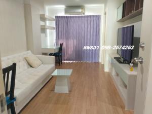 For RentCondoPattaya, Bangsaen, Chonburi : For rent 8,500 baht / month 32 sqm. Condo Lumpini Ville Naklua-Wong Amat.