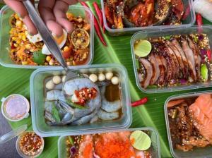 For LongleaseRetailNakhon Pathom, Phutthamonthon, Salaya : Urgent sale, franchise Isan restaurant, Tam Pak Open