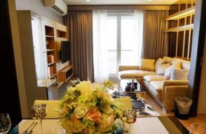 For SaleCondoSathorn, Narathiwat : Rhythm Sathorn Rhythm Sathorn 66.28 sq m, 19th floor, 2 bedrooms, 2 Chao Phraya River AN140.