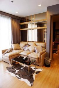 For RentCondoSathorn, Narathiwat : Rhythm Sathorn Rhythm Sathorn 66.28 sq m, 19th floor, 2 bedrooms, 2 Chao Phraya water AN 141
