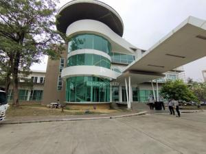 For RentHome OfficeNakhon Pathom, Phutthamonthon, Salaya : Office for rent, 2 floors, 565 sq m, Phutthamonthon Sai 5, next to the main road, can be rented, Samphran, Nakhon Pathom