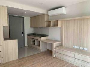 เช่าคอนโดสุขุมวิท อโศก ทองหล่อ : คอนโดให้เช่า Taka Haus Ekkamai 12  ประเภท 1 ห้องนอน 1 ห้องน้ำ ขนาด 44 ตร.ม. ชั้น 3
