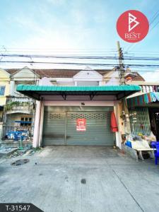 For SaleTownhouseSamrong, Samut Prakan : 2 storey townhouse for sale, Kanya House Bearing, Dan Samrong 62, Samut Prakan.