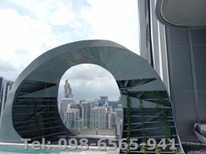 For SaleCondoSukhumvit, Asoke, Thonglor : Best deal: one bedroom 32 sq.m on 26th FL under market price@5.65 MB