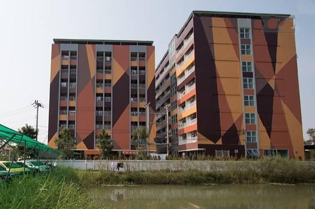 ขายขายเซ้งกิจการ (โรงแรม หอพัก อพาร์ตเมนต์)รังสิต ธรรมศาสตร์ ปทุม : Onin 14C พื้นที่ 248 ตารางวา หน้า ม.ราชมงคลธัญบุรี AN147