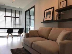 For RentCondoSukhumvit, Asoke, Thonglor : Condo for rent Rhythm Sukhumvit 36-38  Type 1 bedroom 1 bathroom Size 34 sq.m. Floor 14
