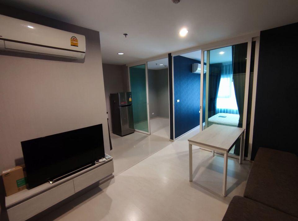 For SaleCondoSamrong, Samut Prakan : (Code T14056401) Aspire Erawan (1Bedroom Plus) for sale, fully furnished, next to the green line BTS Chang Erawan station.