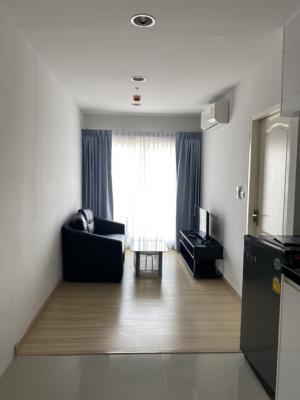 For RentCondoThaphra, Wutthakat : (For Rent) Condo Bangkok Horizon Ratchada-Thapra, size 32.18 sqm, price 8,000