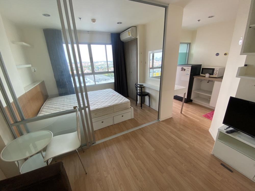 For RentCondoRamkhamhaeng Nida, Seri Thai : hire!!! Lumpini ville Ramkhamhaeng 60/2 high floor