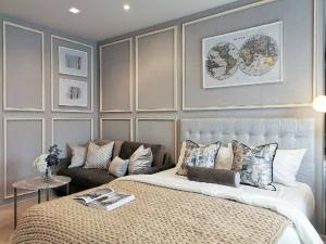 For RentCondoWitthayu,Ploenchit  ,Langsuan : 💕 Condo for rent Life one wireless, beautiful room, Studio, luxurious decoration, garden view, ready to move in.