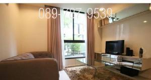 For RentCondoOnnut, Udomsuk : Condo for rent , Zenith Place Sukhumvit 42  near BTS Ekkamai