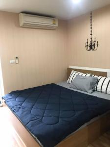 For RentCondoOnnut, Udomsuk : Regent Home 9 Sukhumvit 64 for rent, fully furnished, near BTS Punnawithi