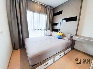 For RentCondoSukhumvit, Asoke, Thonglor : For rent  The Tree Sukhumvit 71 - Ekamai   1Bed , size 26 sq.m., Beautiful room, fully furnished.