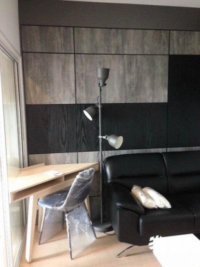 For RentCondoSukhumvit, Asoke, Thonglor : For rent  The Tree Sukhumvit 71 - Ekamai  1Bed , size 30 sq.m., Beautiful room, fully furnished.