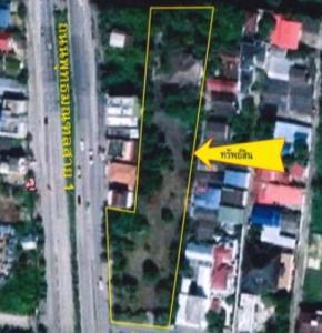 ขายที่ดินนครปฐม พุทธมณฑล ศาลายา : ขายที่ดินติดถนนพุทธมณฑลสาย 1 หน้ากว้าง 54 เมตร ขนาด 3-2-82.5 ไร่